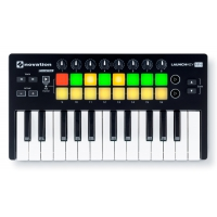 NOVATION LaunchKey Mini MK2 MIDI-контроллер