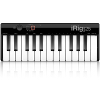 IK MULTIMEDIA iRig Keys 25 USB MIDI-клавиатура