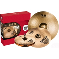 SABIAN B8 PRO PERFORMANCE SET Комплект тарелок