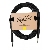 ROCKDALE IC002 GUITAR CABLE WITH TSГитарный кабель
