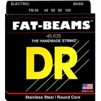DR FB-45 (45-105) Fat-Beams Струны для бас-гитары